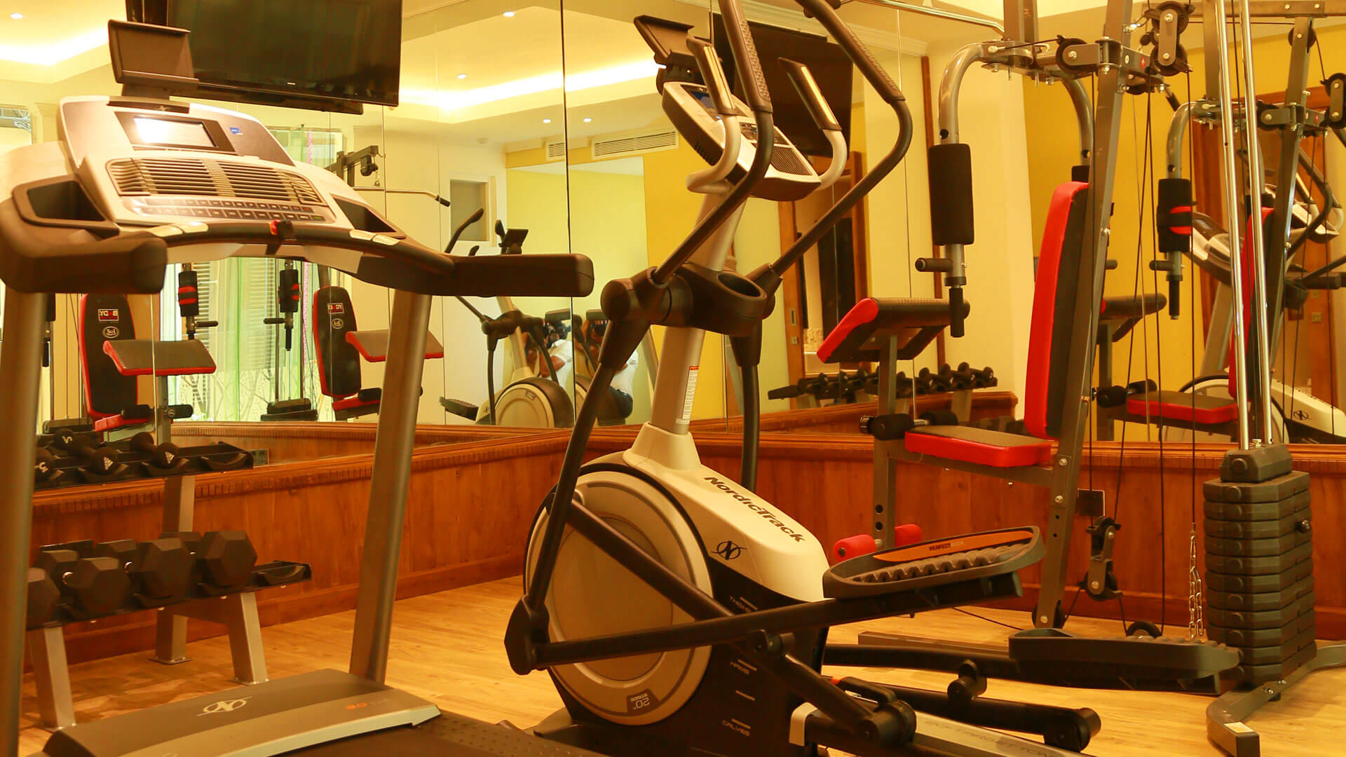 The Radh Fitness Centre